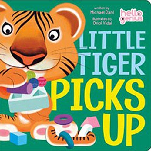 Little Tiger Picks Up (Early Years: Hello Genius) por Michael Dahl