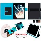 Dell Latitude 5285 2 in 1 Hülle in schwarz - innovative 4 in 1 Tablet Hülle - Anti-Gravity Wandhalterung KFZ Halterung Tischaufsteller Schutzhülle - Tablet Halterung für Auto und Wand ohne Werkzeug oder Kleber - Der MacLife Testsieger - Case Cover Tasche Etui Bumper für das Original Dell Latitude 5285 2 in 1 von reboon