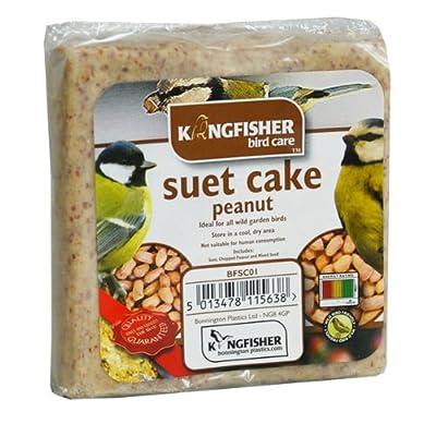 King Fisher Suet Cake