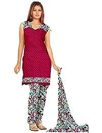 JHEENU Women's Kurta(LSLADO47_Multi_Free Size)