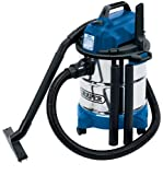 Draper 13785 Wet & Dry Vacuum Cleaner with...