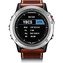 "'Garmin 010 – 01338 – 30 ""D2 Bravo Aviation Watch Piloto Reloj"