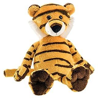 Schaffer 5553 Plüsch-Tiger Amur, Gelb-Schwarz, L - 35 cm