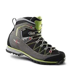 Kayland Shoes Men Plume Micro GTX Grey-Lime,47