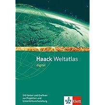 Haack Weltatlas für Sekundarstufe I digital. DVD-ROM Einzellizenz. Windows Vista; XP; 2000 SP4 und Mac