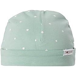 Noppies U Hat Rev Dani AOP 67338 Sombrero, Verde (Grey Mint C175), Recién Nacido (Talla del Fabricante: Prem) para Bebés