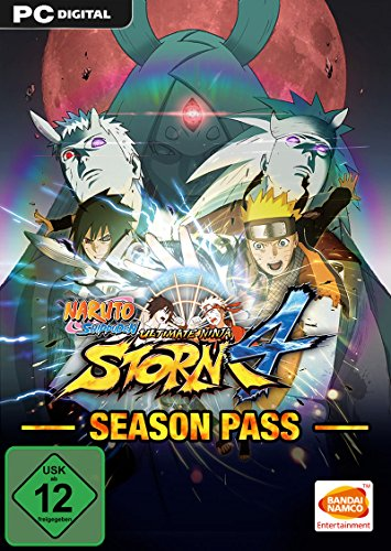 Naruto Shippuden - Ultimate Ninja Storm 4 Season Pass [PC Code - Steam]