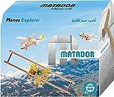 Matador Planes Explorer ab 5 Jahre 65 Teile