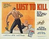 Berkin Arts Affiche de Film Giclée sur Toile-Reproduction Murale de Affiche de Film...