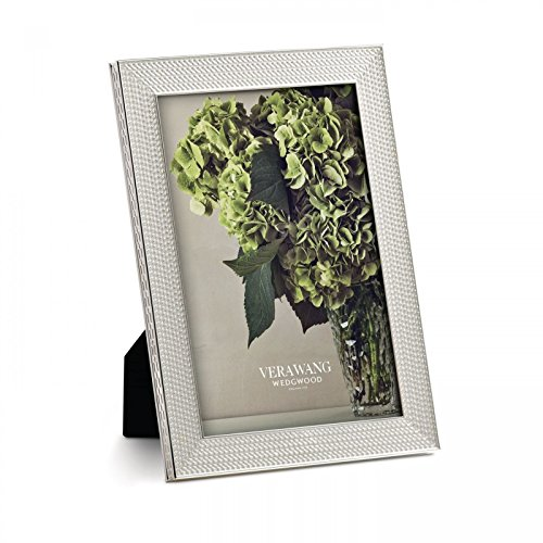 vera-wang-by-wedgwood-silver-plated-with-love-nouveau-silver-4-x-6-photo-frame-by-wedgwood