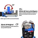 Alicate Pelacables Automático de Acero Forjado Cromado, Pelacables Multifuncional...