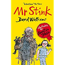 Mr Stink (English Edition)