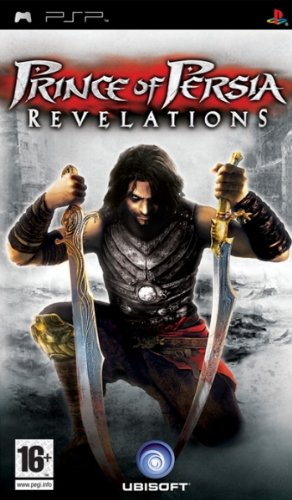 Ubisoft Prince Of Persia Revelations, PSP - Juego (PSP, PlayStation Portable)