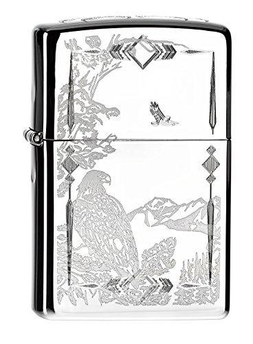 zippo-accendino-in-acrilico-motivo-aquila-acciaio-inox-edelstahl