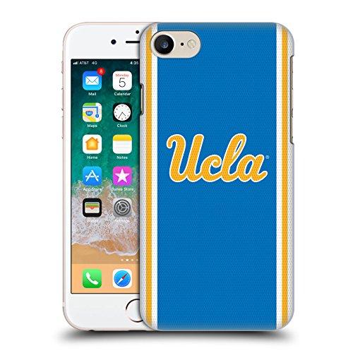 Head Case Designs Offizielle University of California UCLA Fußball Jersey Harte Rueckseiten Huelle kompatibel mit iPhone 7 / iPhone 8 Ucla Jersey