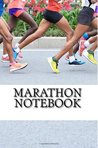 Marathon Notebook por mr. nick walsh