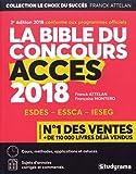 La bible du concours ACCES...