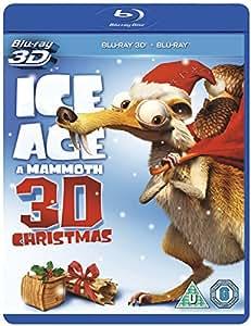 Ice Age: A Mammoth Christmas (Blu-ray 3D + Blu-ray) [2011]