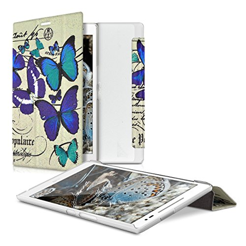 kwmobile ASUS ZenPad 8.0 Z380KL/Z380C/Z380M Hülle - Smart Cover Tablet Case Schutzhülle für ASUS ZenPad 8.0 Z380KL/Z380C/Z380M