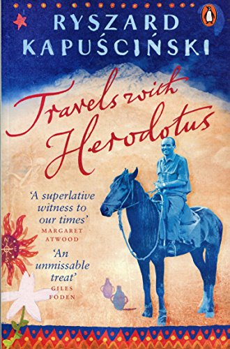 Travels with Herodotus por Ryszard Kapuscinski
