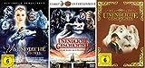 Die unendliche Geschichte Teil 1+2+3 (1-3, 1 bis 3) Die Original Kinofilme und Original deutsche Versionen [DVD Set]