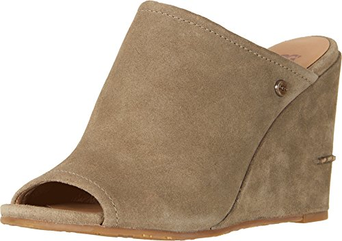 UGG Women's Lively Sandal Antilope Size 12 B US - Ugg Gelb
