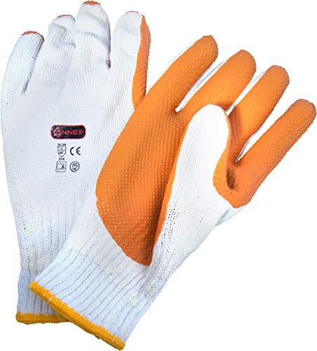 Connex COX938350 Handschuhe Pflasterer rot, Gr. 10