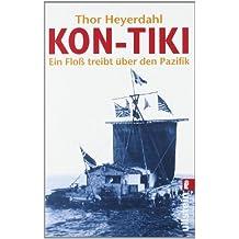 Kon-Tiki: Ein Floss treibt über den Pazifik