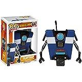 Funko - Figurine Borderlands - Blue Claptrap Limited Edition Pop 10cm - 0849803057763