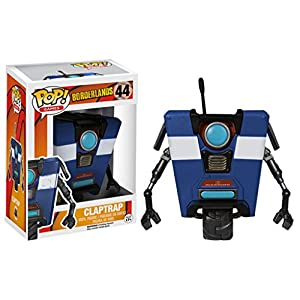 Funko Pop Claptrap Azul (Borderlands 44) Funko Pop Borderlands