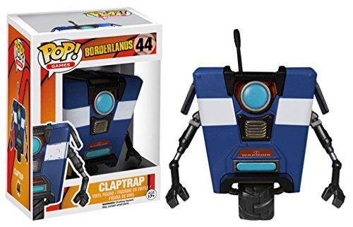 Funko Pop Claptrap Azul (Borderlands 44) Funko Pop Borderlands