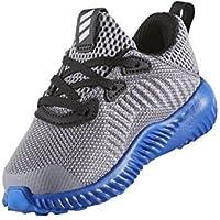 adidas Alphabounce I - grey/clonix/blue, Größe #:20