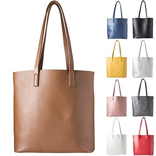 cecilia&bens Damen Shopper | Handtasche | braun