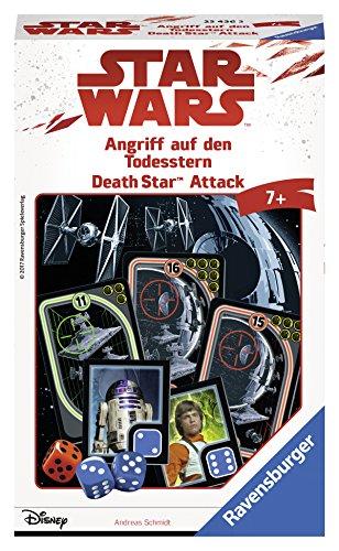 Ravensburger 23436 - Star Wars Angriff auf Den Todesstern - Reisemitbringspiel