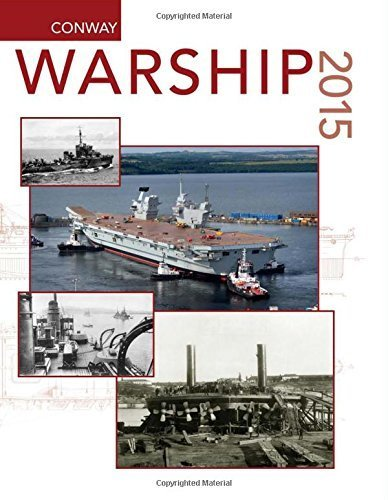 Warship 2015 by Michele Cosentino (2015-06-04)