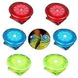 Linlook Reflektoren Blinklicht für Kleidung/Schulranzen/Schuhe, LED...