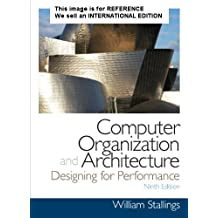COMPUTER ORGANIZATION AND ARCHITECTURE, 9TH EDITION