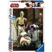 Ravensburger Italy 19779 8 Puzzle Star Wars, 1000 Pezzi