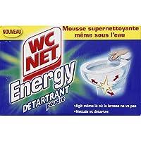 WC Net - Energy - WC net Energy poudre active est le premier traitement autonettoyant en