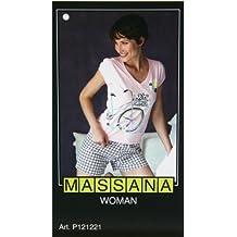 CAL FUSTER - Pijama massana verano Señora TALLA XL