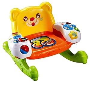 vtech jeu 1er age eveil mon p fauteuil interactif fr jeux et jouets