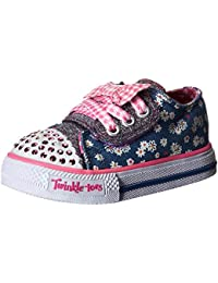 Skechers ShufflesDaisy Dotty - Zapatilla deportiva de lona niña