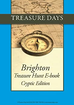Brighton Treasure Hunt: Cryptic Edition (Treasure Hunt E-Books for Kindle Book 36) by [Frazer, Luise, Frazer, Andrew]