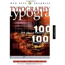 Web Site Graphics, Typography