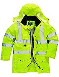 Portwest S427 - Hi-Vis 7-en-1 de la chaqueta