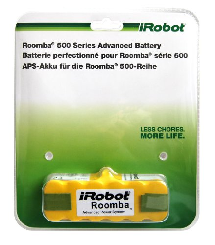 iRobot 80504 Roomba Battery for 500, 600 and 700 Series
