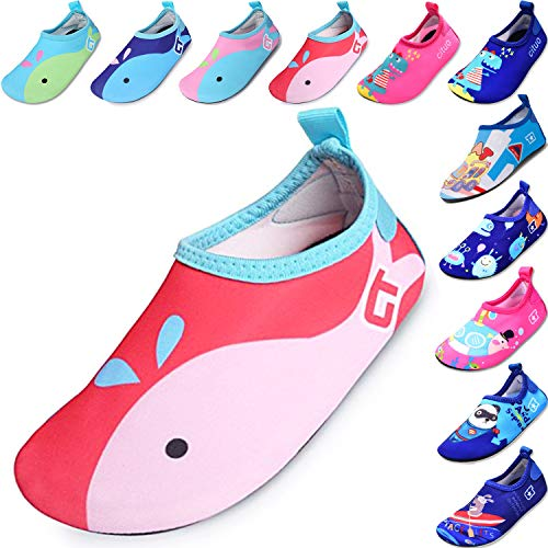 Scarpe da spiaggia per bambini Scarpe aqua Scarpe da immersione per bambini