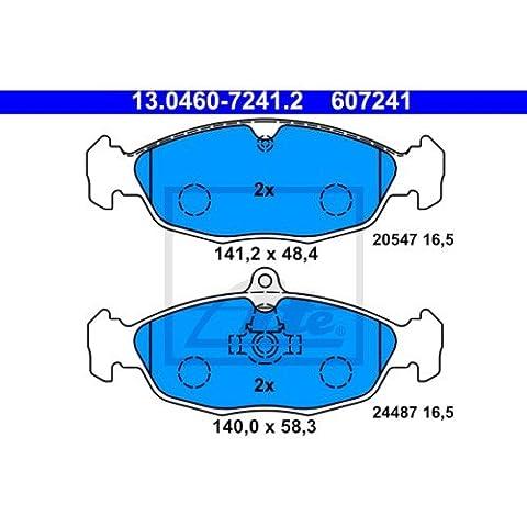 ATE 13046072412 Bremsbelagsatz, Scheibenbremse