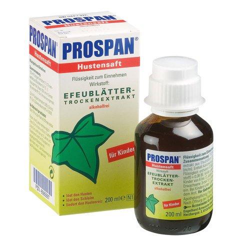 Prospan Hustensaft, 200 ml Lösung