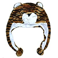 warenplus2014 Tiger Winter Hat for Women, Men and Children